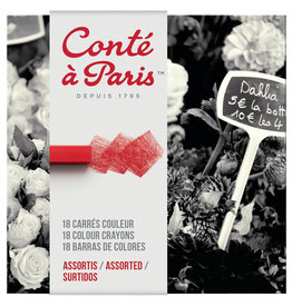 CONTE CONTE A PARIS 18 BOX SET