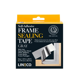 FRAME SEALING TAPE GRAY