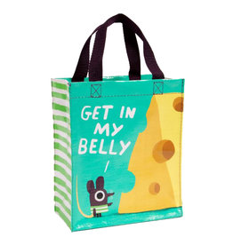 HANDY TOTE - GET IN MY BELLY