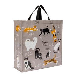 SHOPPER BAG - PEOPLE I LOVE: CATS