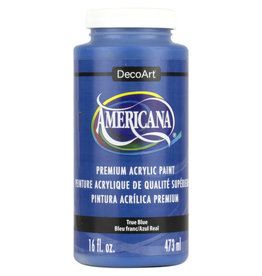 DECOART AMERICANA 16OZ TRUE BLUE