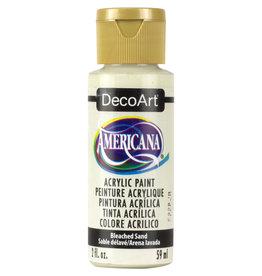 DECOART AMERICANA 2OZ BLEACHED SAND
