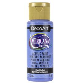 DECOART AMERICANA 2OZ BLUE HARBOR