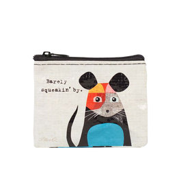 COIN PURSE - BARELY SQUEAKIN BY