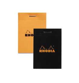 RHODIA RHODIA ORANGE GRAPH PAD 2X3