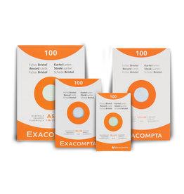 EXACOMPTA INDEX CARDS GRAPH 3x5