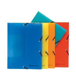 EXACOMPTA POLYPRO LINICOLOR FOLDER