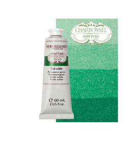 ETCHING INK 60ML PERMANENT GREEN LAKE
