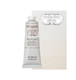 ETCHING INK 60ML SNOW WHITE T1