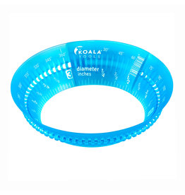 MINI RING RULER - INCHES
