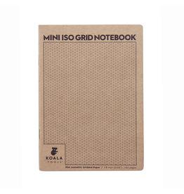 MINI ISO GRID NOTEBOOK