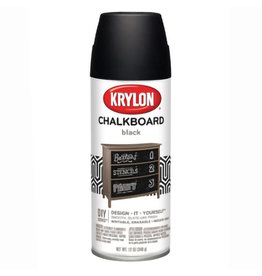 BLACK CHALKBOARD SPRAY 12OZ