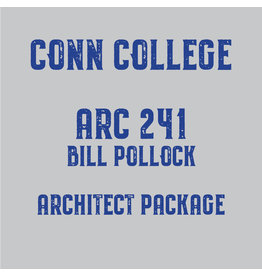 HULL'S ARC 241 - CT COLLEGE - BILL POLLACK - ARCHITECT KIT
