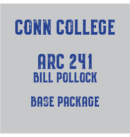 HULL'S ARC 241 - CT COLLEGE - BILL POLLACK - BASE KIT