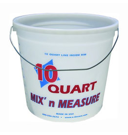 HULL'S CLEARVIEW PAIL 10QT