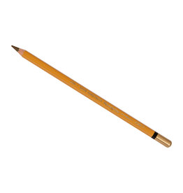 KOH-I-NOOR MONDELUZ PENCIL BROWN OCHRE