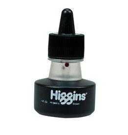 HIGGINS HIGGINS DYE-BASED BROWN 1oz
