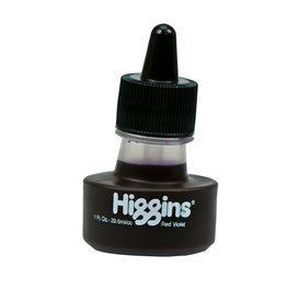 HIGGINS HIGGINS DYE-BASED RED VIOLET 1oz