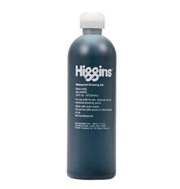 HIGGINS HIGGINS PIGMENTED BLACK INDIA 16oz