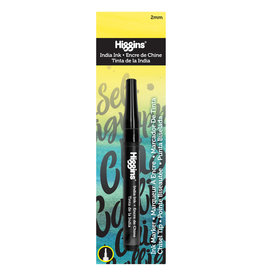 HIGGINS HIGGNS INDIA INK CHISEL MARKER