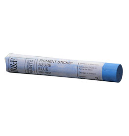R&F PAINTS R&F STICK 38ml AZURE BLUE