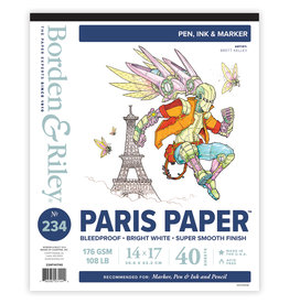 PARIS BLEEDPROOF PAD #234 14X17