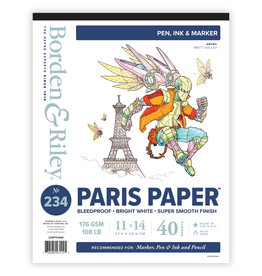 PARIS BLEEDPROOF PAD #234 11X14