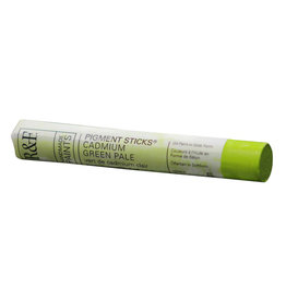 R&F PAINTS R&F STICK 38ml CADMIUM GREEN PALE