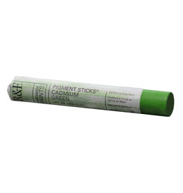 R&F PAINTS R&F STICK 38ml CADMIUM GREEN