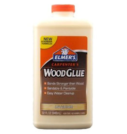 ELMER'S WOOD GLUE QUART
