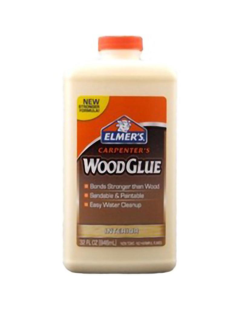 ELMER'S WOOD GLUE QUART