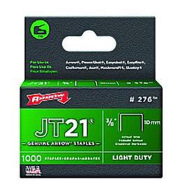 JT21 LIGHT DUTY STAPLES 3/8''
