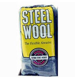 HULL'S STEEL WOOL #000