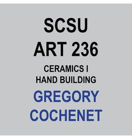 SCSU - ART 236 - COCHENET