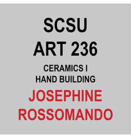 SCSU - ART 236 - ROSSOMANDO