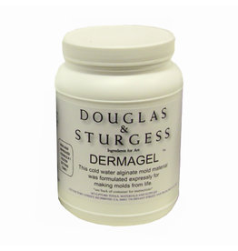 DOUGLAS & STURGESS DERMAGEL BODY CASTING ALGINATE 1lb