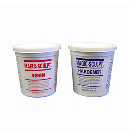 DOUGLAS & STURGESS MAGIC SCULPT 2-PART EPOXY PUTTY 5PT