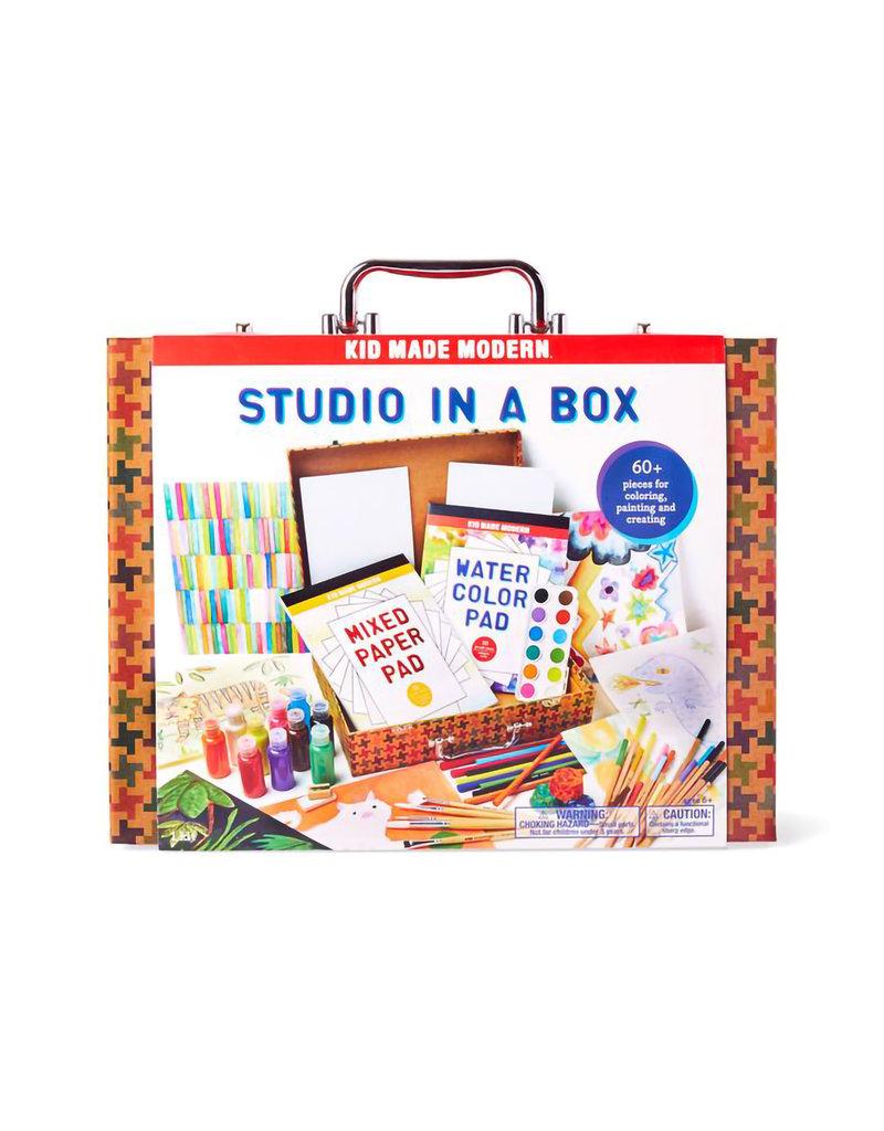 KID MADE MODERN STUDIO IN A BOX