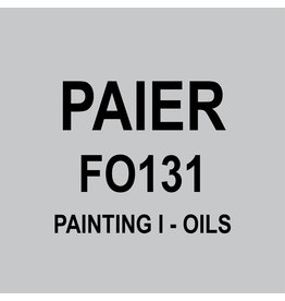 HULL'S FO131 - PAINTING I - OIL