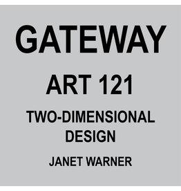 HULL'S ART 121 - 2D DESIGN - WARNER