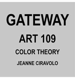HULL'S ART 109 - COLOR THEORY - JEANNE CIRAVOLO