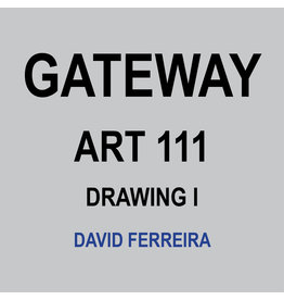 HULL'S ART 111 - DRAWING I - DAVID FERREIRA