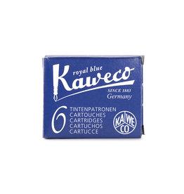 KAWECO KAWECO INK CARTRIDGES 6PK ROYAL BLUE