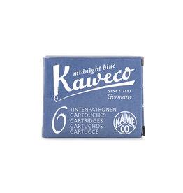 KAWECO KAWECO INK CARTRIDGES 6PK MIDNIGHT BLUE