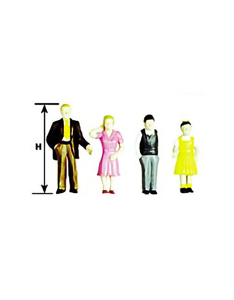 1/4 SCALE FAMILY FIGURES