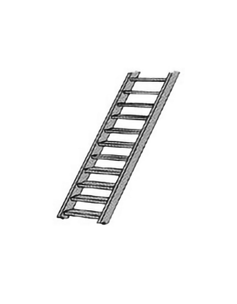 PLASTRUCT 1/8 SCALE STAIRS 25/64X12