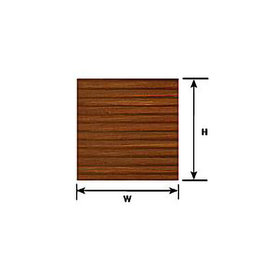 CLAPBOARD SIDING 1/8 SCALE