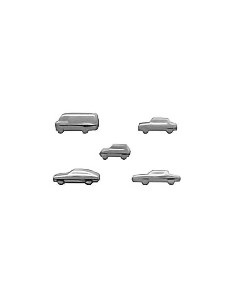 "1/40"" PLASTIC SCALE CARS"
