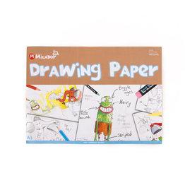 MICADOR JR. DRAWING PAPER PAD