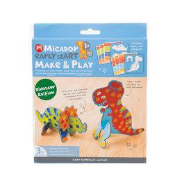 MICADOR EARLY START MAKE & PLAY DINO